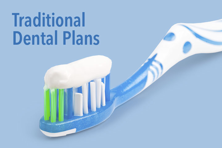 Traditional Dental Plans