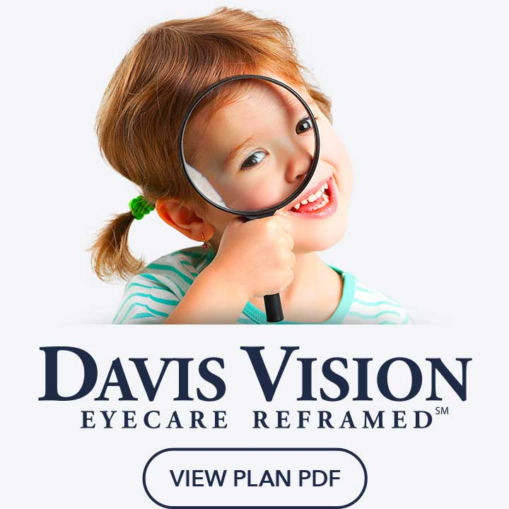 Davis Vision Benefits and Rates